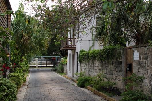 Gaspar Papi House, #36 Avilés St., St Augustine, FL